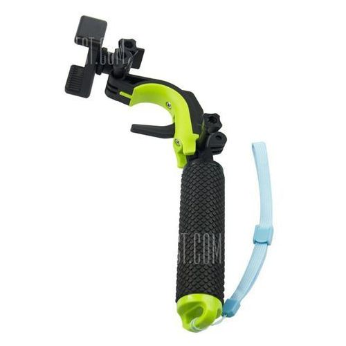 Gearbest Floaty grip bobber diving selfie stick for gopro xiaomi yi action camera, kategoria: kijki do selfie