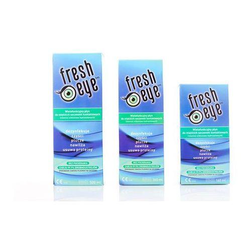 Fresheye 600ml! - zestaw 360ml + 160 ml + 80ml marki Polytouch