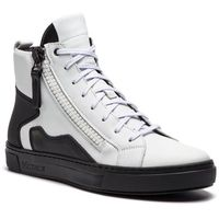 Sneakersy - leo 34532-07-28 black/white marki Kazar