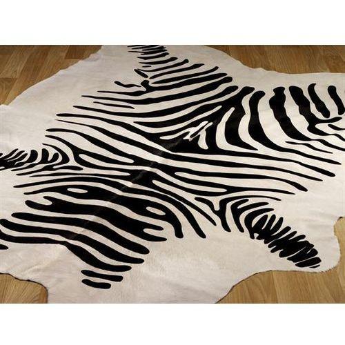 Dywan Skóra Rodeo Zebra White 180x230