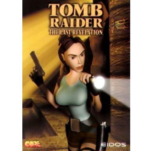 Tomb Raider 4 The Last Revelation (PC)
