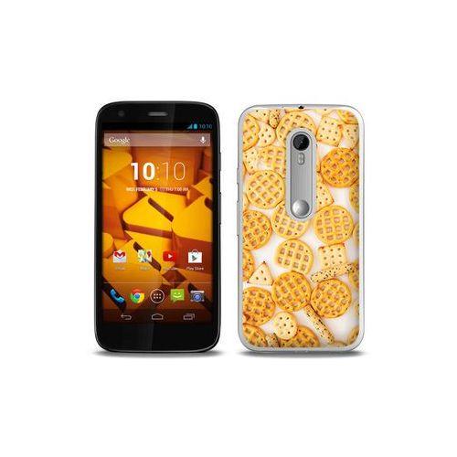 Foto Case - Motorola Moto G3 - etui na telefon Foto Case - krakersy, kup u jednego z partnerów