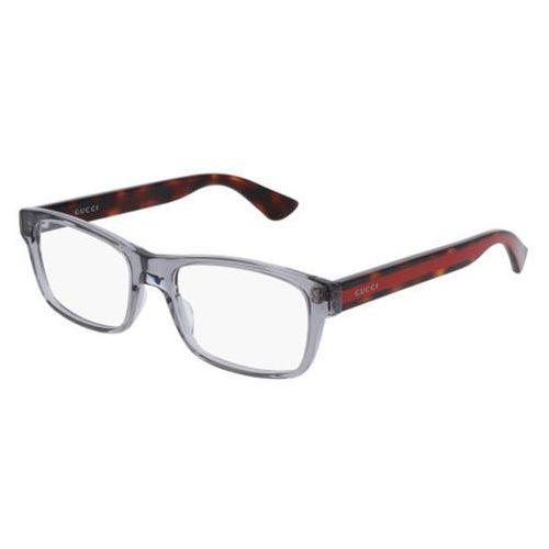 Gucci Okulary korekcyjne gg0006o 004