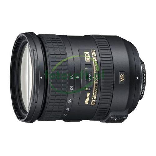 Nikon nikkor af-s 18-200mm f/3.5-5.6g ed vr ii cashback zwrot od nikon 430 zł