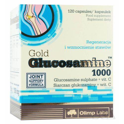 Kapsułki Olimp Gold Glucosamine 1000 kaps. 1 g 120 kaps. (blistry)