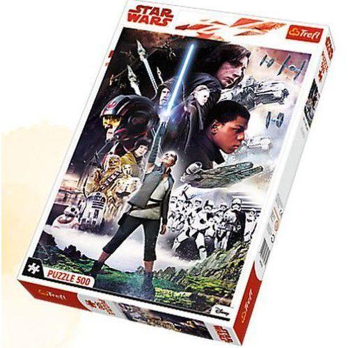 500 elementów, Ostatni Jedi, Star Wars VIII