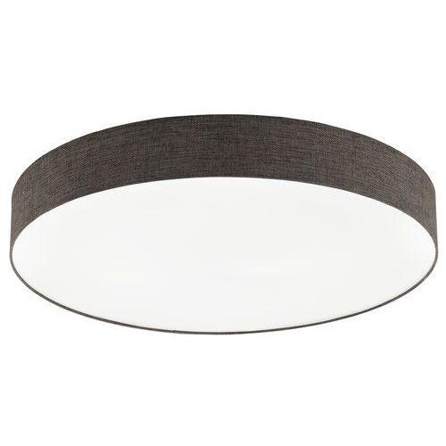 Plafon Eglo Romao 2 97785 oprawa sufitowa 1x60W LED 5800lm 3000-5000K lniany brąz / biały (9002759977856)