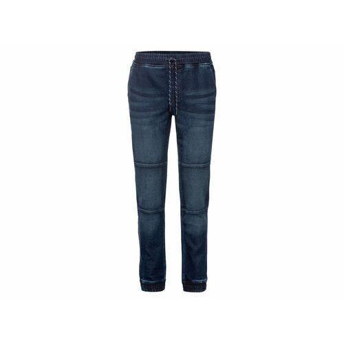 LIVERGY® Joggery jeansowe męskie, 1 para