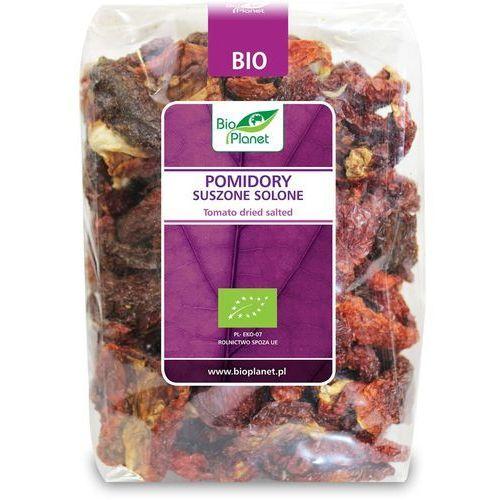 Bio planet - seria fioletowa (owoce suszone) Pomidory suszone solone bio 400 g - bio planet