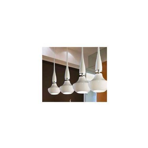 Azzardo lampa wisząca TASOS biały MD2095-4W (5901238408840)