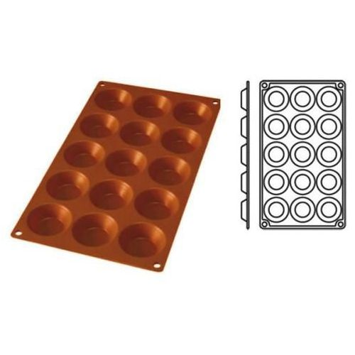 Silikonowa forma na ciasta Tartalette