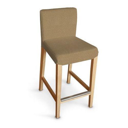 sukienka na krzesło kaustby bez wiązań fleur 137-24, krzesło kausby marki Dekoria
