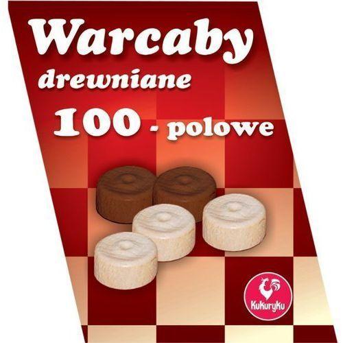 Promatek gra warcaby 100 -polowe (5901738560147)