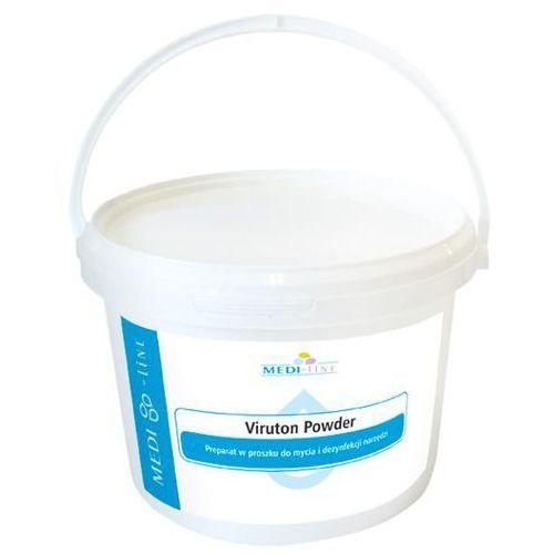 Proszek do dezynfekcji narzędzi VIRUTON POWDER 1kg
