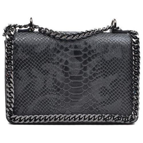 Mangotti torebka crossbody czarna
