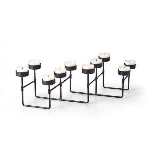 Philippi - świecznik na 10 tealightów, lab