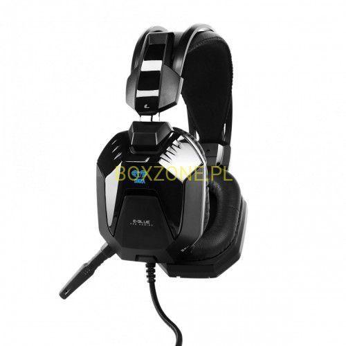 Słuchawki E-Blue Cobra H 948 (EHS948BKAA-IY) Darmowy odbiór w 19 miastach!