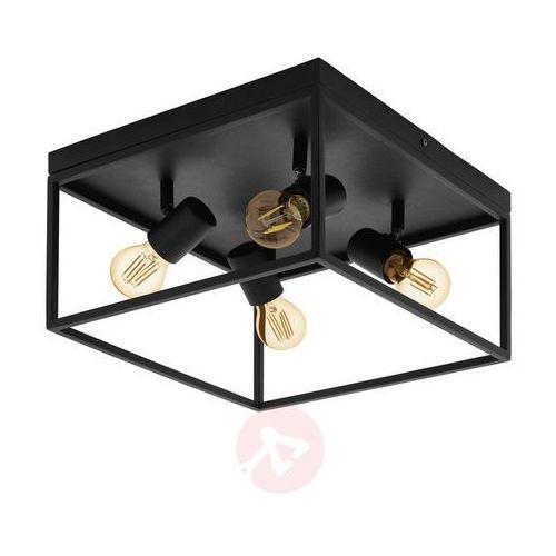 Lampa sufitowa silentina 4-punktowa, 36x36cm marki Eglo