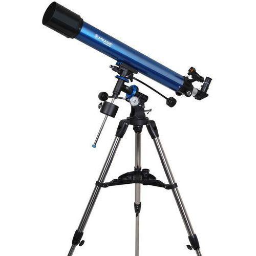 Teleskop refrakcyjny polaris 90 mm eq marki Meade