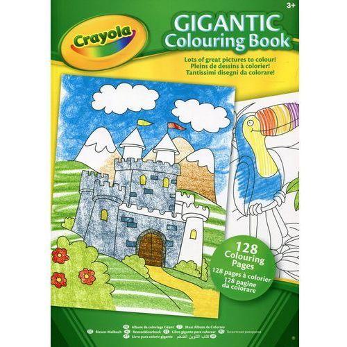 Crayola Kolorowanka gigantic 128 str. (0071662214074)