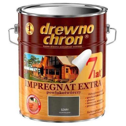 - impregnat, szary, 9 l (extra powłokotwórczy) marki Drewnochron