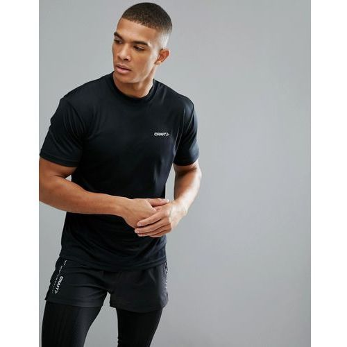 Craft sportswear prime running t-shirt in black 199205-1999 - black