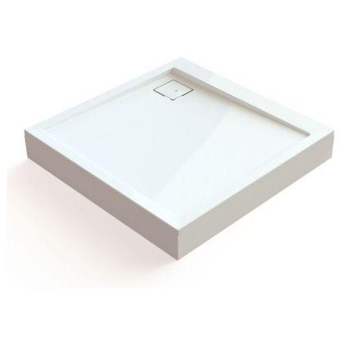 Sanplast obudowa typu l do brodzika obl 70x120x12,5cm 625-401-1150-01-000