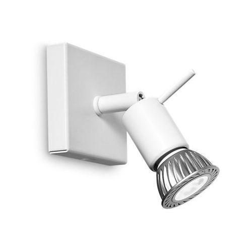 Linea light Kinkiet spotty szary 1x40w żarówka led gratis!, 7345