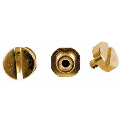 sgm1-g - locking studs, części mostka do gitary, złote marki Tonepros