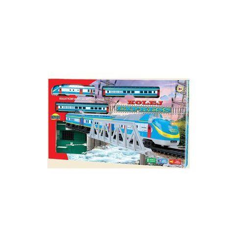TGV KOLEJKA EXPRESS Z PRZEJAZDEM (5900360004180)