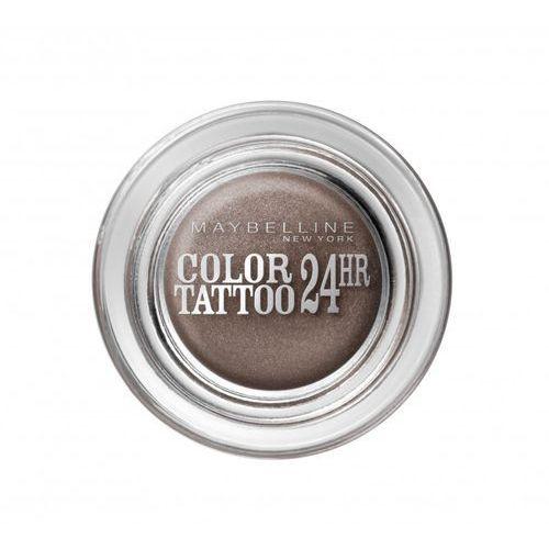 color tattoo 24h cienie do oczu 4 g dla kobiet 40 permanent taupe marki Maybelline
