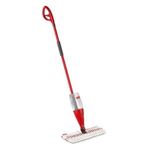 Mop ze spryskiwaczem mop spray & clean 152921 kolor czerwony marki Vileda
