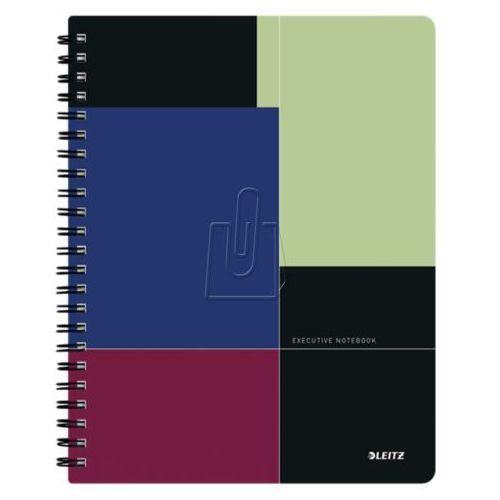 Kołonotatnik executive project book a4 80k 44670000 marki Leitz