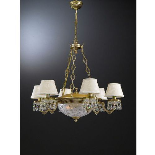 lampa wisząca 6403 6xE14 + 3xE27, RECCAGNI ANGELO L.6403/6PLUS3