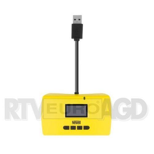 Newell Czytnik kart pamięci z funkcją No-PC backup i Recovery - żółty (5907489640114)
