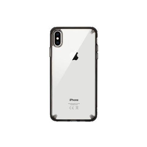 Apple iPhone XS Max - etui na telefon Ringke Fusion - czarny, ETAP783RGFUSMB000