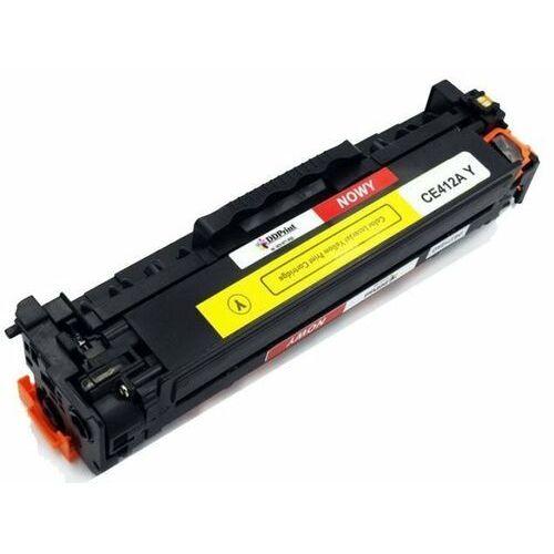Ce412a yellow / żółty toner do hp laserjet m351 / m375 / m451 / m475 / 2600 stron nowy zamiennik marki Dragon