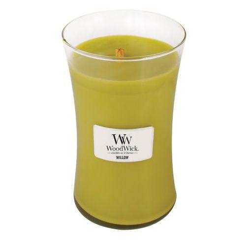 WoodWick - Świeca Duża Willow 175h
