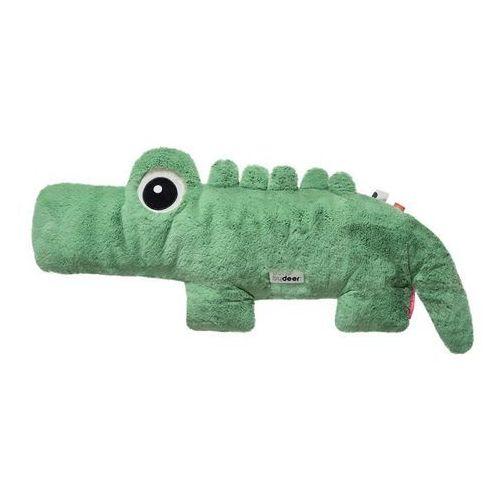 przytulanka krokodyl green wyprodukowany przez Done by deer