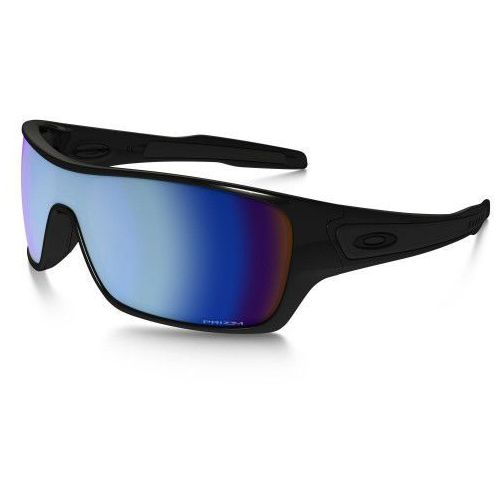 Okulary turbine rotor polished black prizm deep h2o polarized oo9307-08 marki Oakley