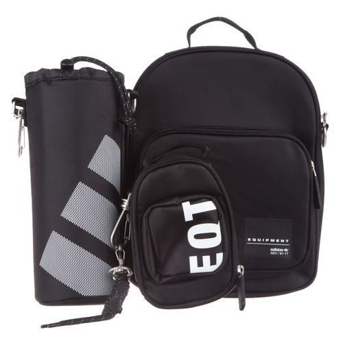 Adidas originals eqt utility shoulder bag czarny uni (4058032088660)
