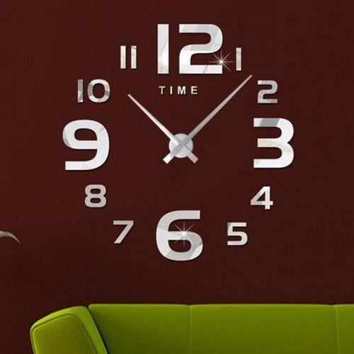 """Zegar ścienny """"zrób to sam"""" #22s3 /355mm marki Atrix"""
