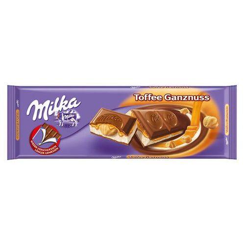 MILKA 300g Toffee Wholenuts Czekolada