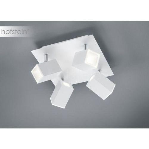 Trio LAGOS Lampa Sufitowa LED Biały, 4-punktowe - Nowoczesny/Przemysłowy - Obszar wewnętrzny - LAGOS - Czas dostawy: od 3-6 dni roboczych (4017807383843)