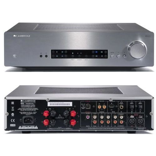 Cambridge Audio CXA80 - Srebrny - Srebrny