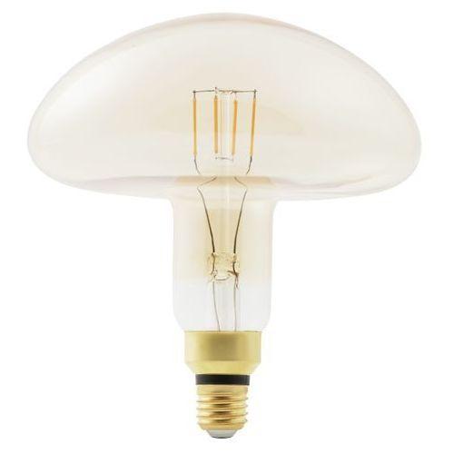 Żarówka dekoracyjna LED Diall grzybek E27 5,5 W 470 lm przezroczysta barwa ciepła, 182175
