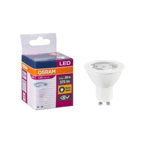 Żarówka LED GU10 (230 V) 6,9W 575 lm Ciepła biel OSRAM (4058075198760)