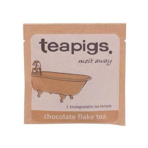chocolate flake tea - koperta marki Teapigs