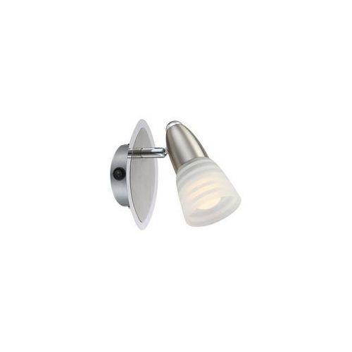 GLOBO 54536-1 - Oprawa reflektorowa LED CALEB 1xE14/4W/230V