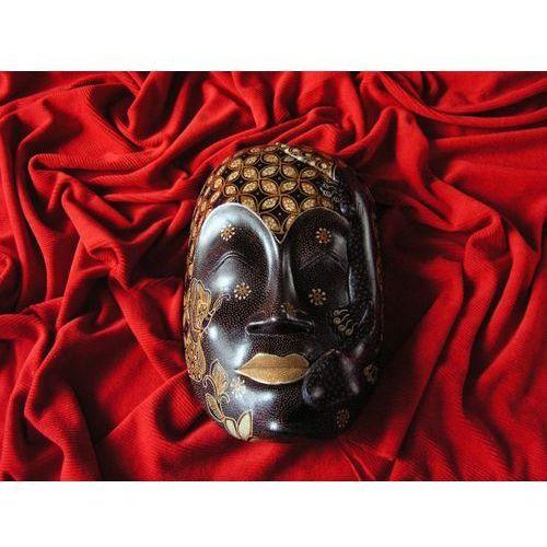 Dekoracyjny prezent rzeźba egzotyczna maska płodności marki Wyspa bali
